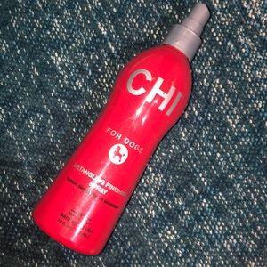 🆕CHI FOR DOGS Detangling Finishing Spray Like New